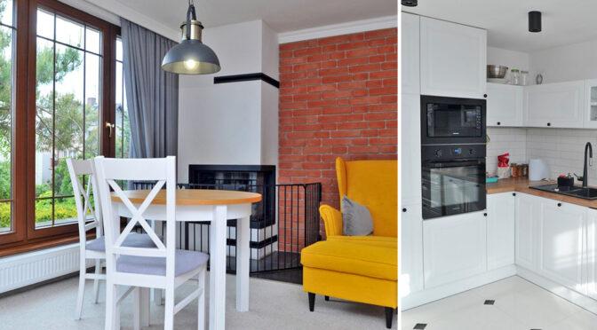 fragment stylowe wnętrza luksusowego apartamentu na sprzedaż Szczecin