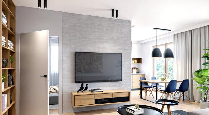 luksusowy pokój gościnny w ekskluzywnym apartamencie na sprzedaż Wieluń