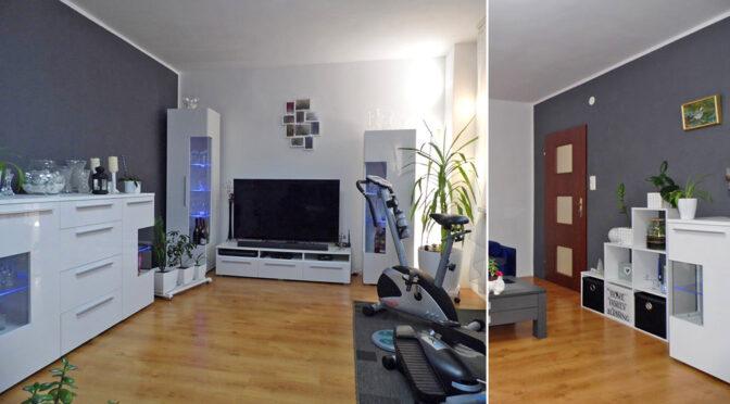 praktycznie zaaranżowane wnętrze ekskluzywnego apartamentu do sprzedaży Malbork