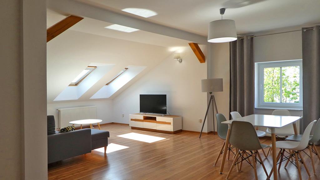 Apartament na sprzedaż Mazury