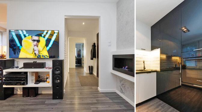 designerskie wnętrze luksusowego apartamentu do sprzedaży Tarnów