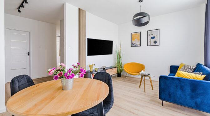 prestiżowy pokój gościnny w ekskluzywnym apartamencie na sprzedaż Gdańsk