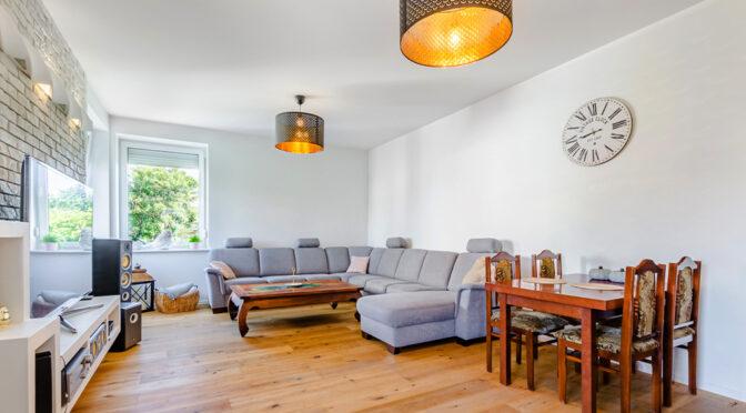 prestiżowe wnętrze ekskluzywnego apartamentu na sprzedaż Gdynia