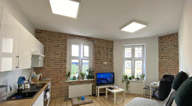komfortowe wnętrze ekskluzywnego apartamentu na sprzedaż Katowice