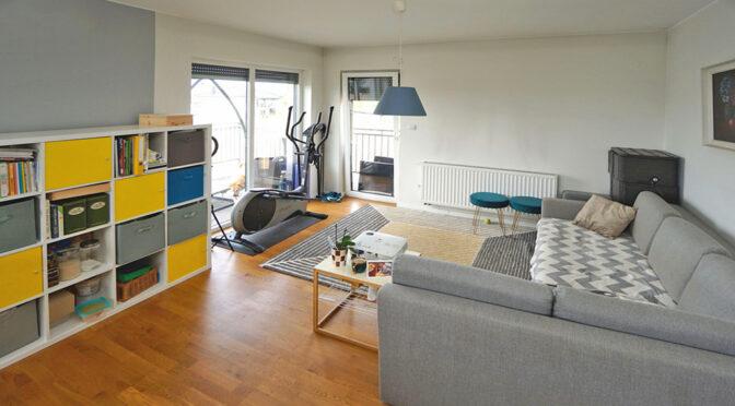 komfortowe wnętrze ekskluzywnego apartamentu na sprzedaż Konin