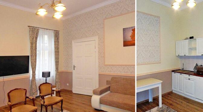 komfortowe wnętrze ekskluzywnego apartamentu na sprzedaż Poznań