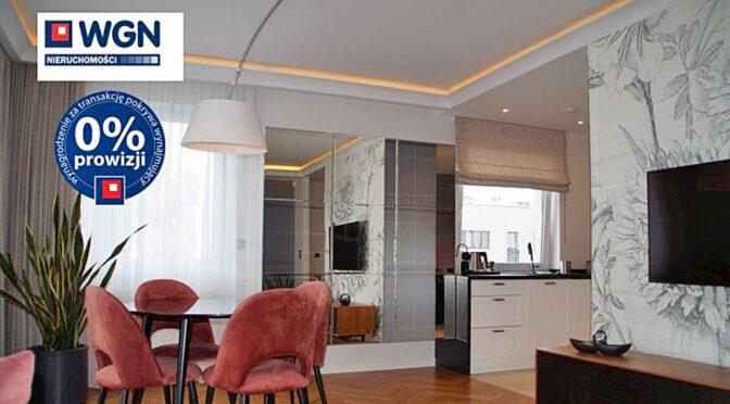 efektowne oświetlenie LED-owe w luksusowym apartamencie do wynajmu Słupsk