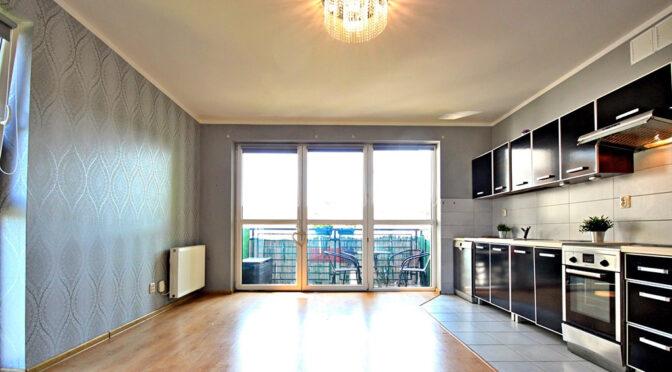 słoneczne wnętrze ekskluzywnego apartamentu do wynajmu Szczecin