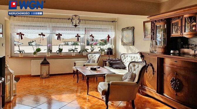 kameralny salon w ekskluzywnej rezydencji na sprzedaż Gdynia
