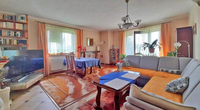 kameralny salon w ekskluzywnej rezydencji na sprzedaż Legnica (okolice)