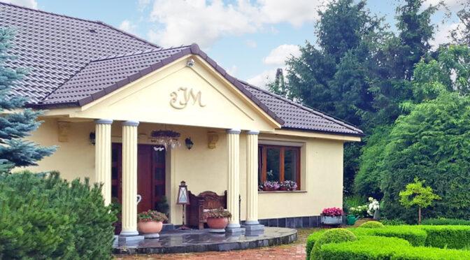 stylowe wejście do ekskluzywnej rezydencji do sprzedaży Gorzów Wielkopolski (okolice)