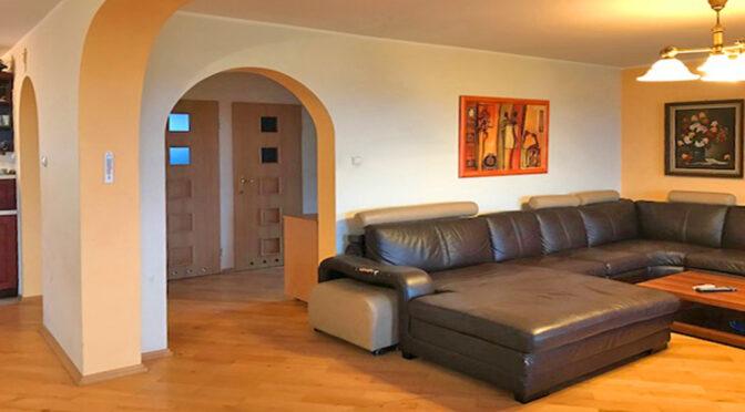 kameralny salon w luksusowej rezydencji do sprzedaży Wieluń (okolice)