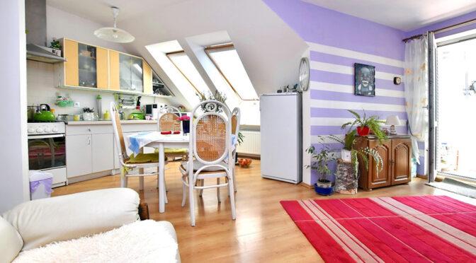 słoneczne wnętrze ekskluzywnego apartamentu na sprzedaż Inowrocław