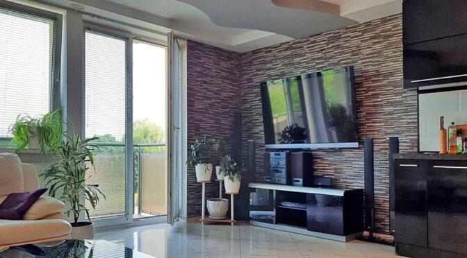 nowoczesne wnętrze luksusowego apartamentu na sprzedaż Szczecin
