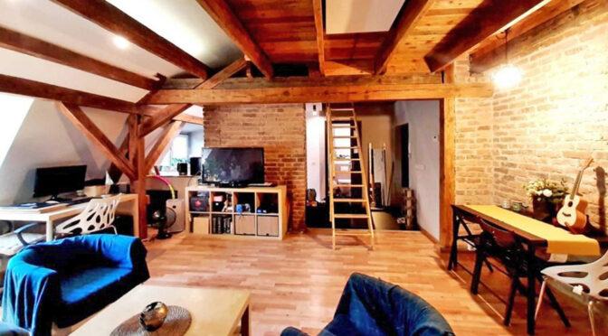 kameralny salon w ekskluzywnym apartamencie na wynajem Katowice