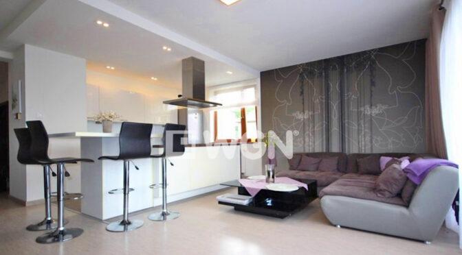 nowoczesna aranżacja wnętrza w luksusowym apartamencie do wynajęcia Szczecin