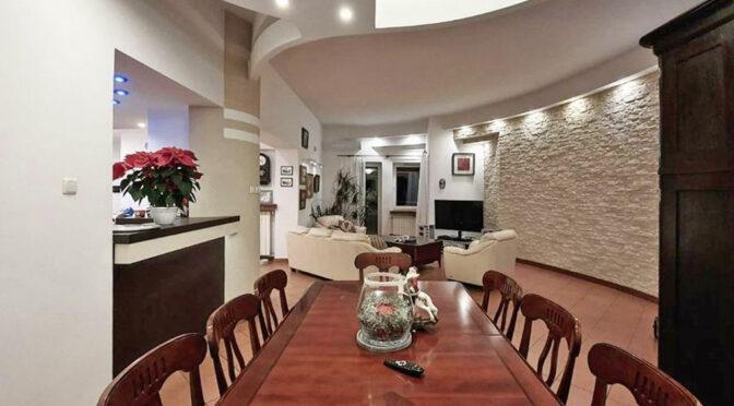 stylowo wykończone wnętrze ekskluzywnej rezydencji do sprzedaży Kalisz