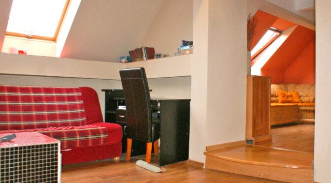 fragment komfortowego i przestronnego wnętrza luksusowej rezydencji do sprzedaży Legnica (okolice)