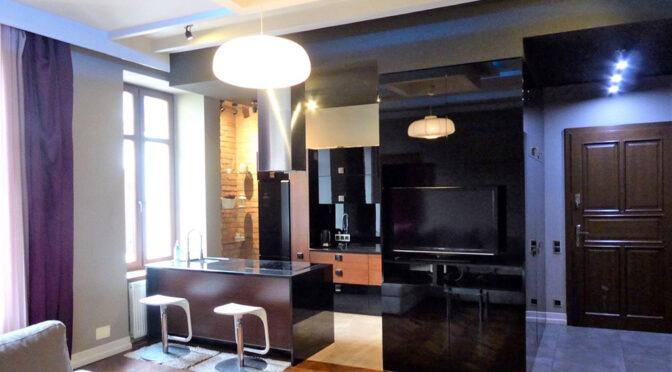 nowoczesne wnętrze ekskluzywnego apartamentu na sprzedaż Częstochowa
