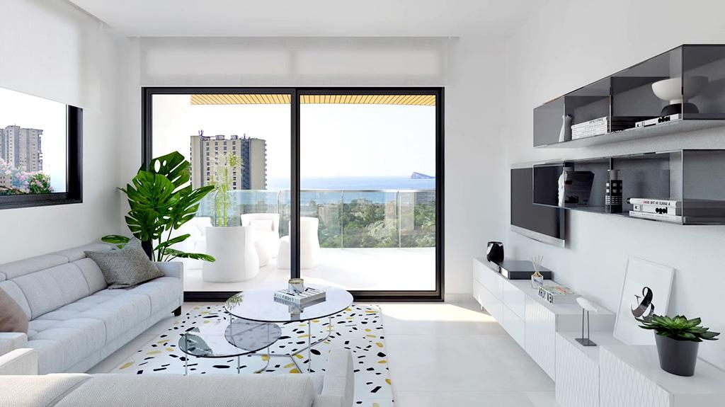 Apartament do sprzedaży Hiszpania (Benidorm, Urb. Las Lomas)