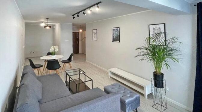 modna aranżacja wnętrza ekskluzywnego apartamentu na sprzedaż Legnica