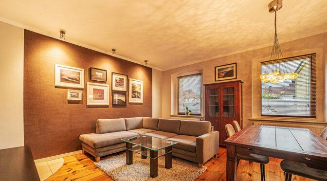 kameralny pokój gościnny w luksusowym apartamencie na wynajem Bolesławiec