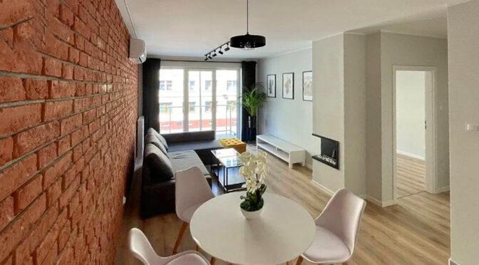 imponujące rozmachem wnętrze luksusowego apartamentu do sprzedaży Legnica