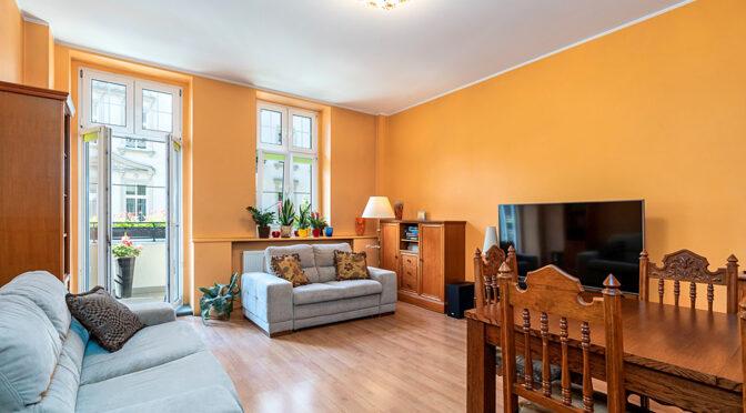 stylowe wnętrze ekskluzywnego apartamentu do sprzedaży Poznań