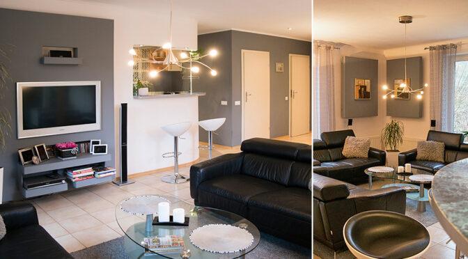 wytworny pokój gościnny w ekskluzywnej rezydencji do sprzedaży Częstochowa (okolice)