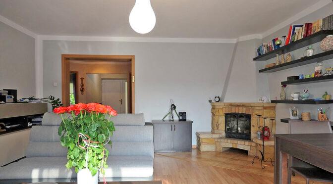 wytworny pokój gościnny w ekskluzywnej rezydencji do sprzedaży Kwidzyn