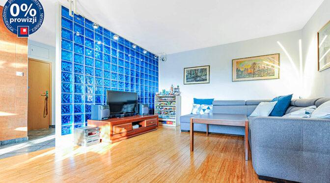 komfortowy pokój dzienny w ekskluzywnym apartamencie na sprzedaż Katowice (okolice)
