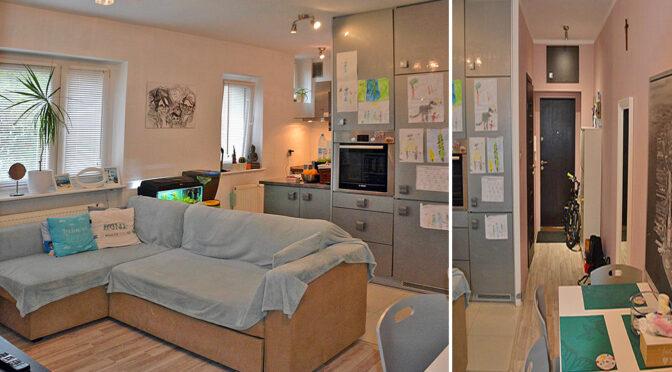 stylowe wnętrze luksusowo apartamentu na sprzedaż Szczecin