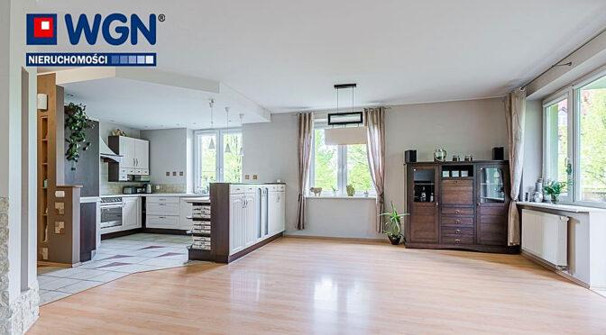 przestronne wnętrze ekskluzywnego apartamentu do sprzedaży Gdańsk