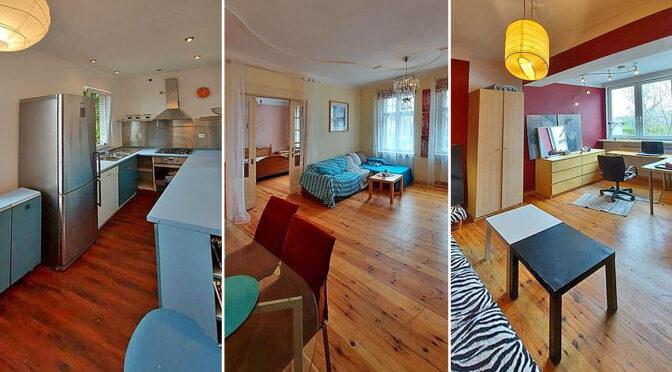 3 ujęcia ekskluzywnego apartamentu do sprzedaży Zgorzelec
